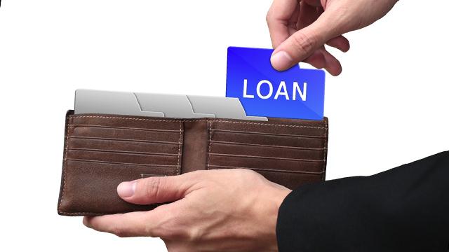 Get some salary loan?